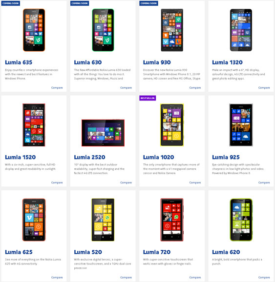 All-Devices---Compare-Smartphones,-Mobiles-and-Tablets---Nokia