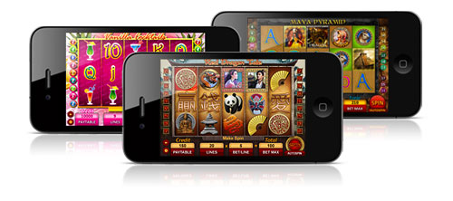 video slots iphone