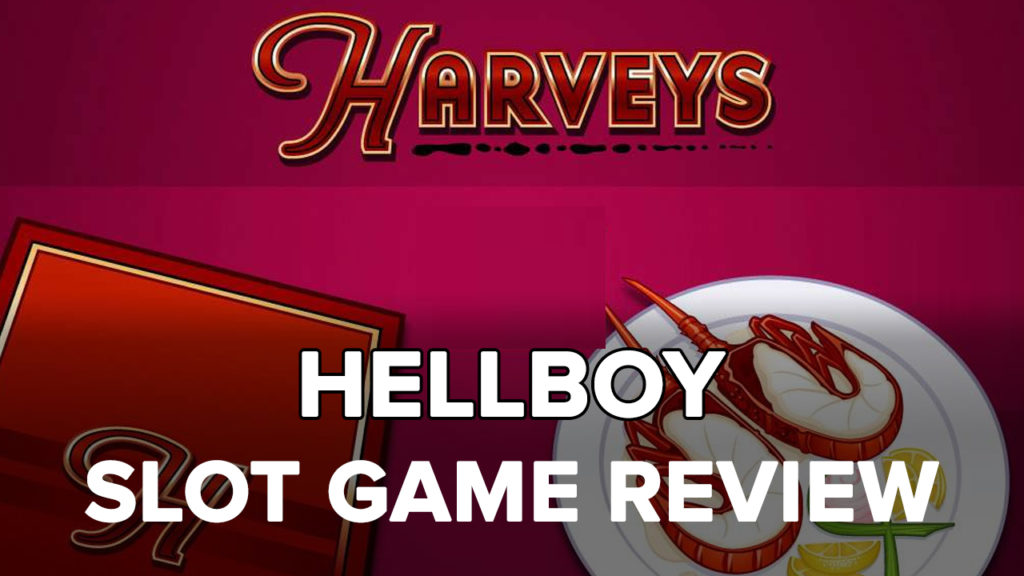 Harvey's Slot machine