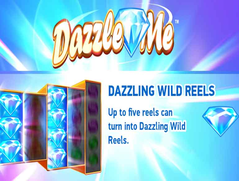 Dazzle Me - Netent Online Slots for Real Money -RizkCasino