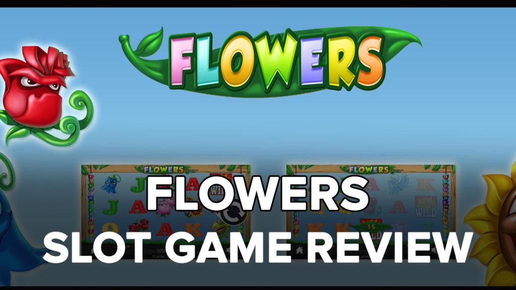 Flowers Slot machine