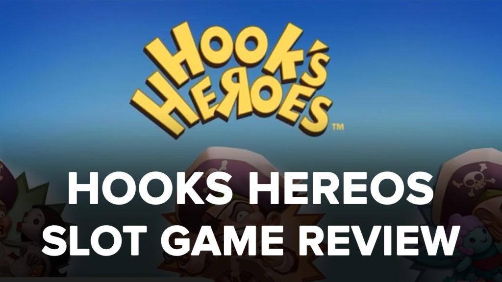 Hooks Hereos Slot machine