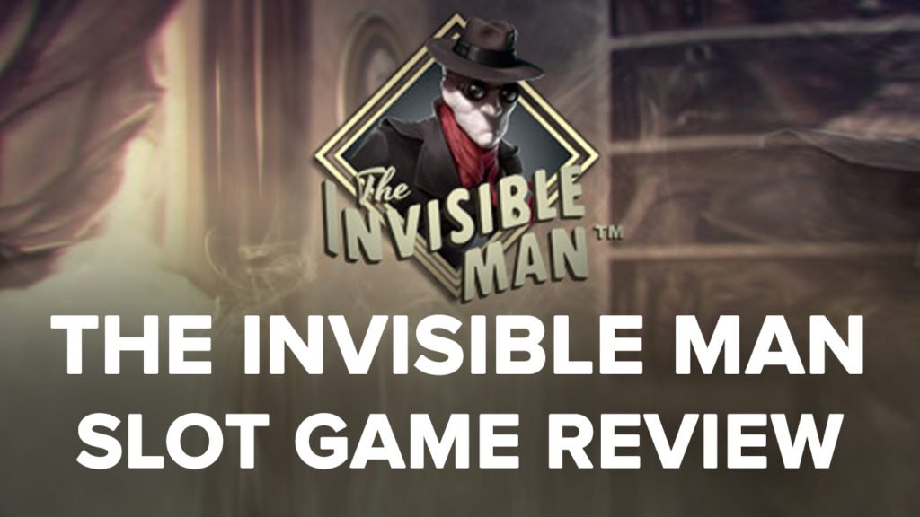 The Invisible Man Slot machine