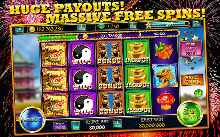 The Red Chamber Slots - Play Free Casino Slots Online