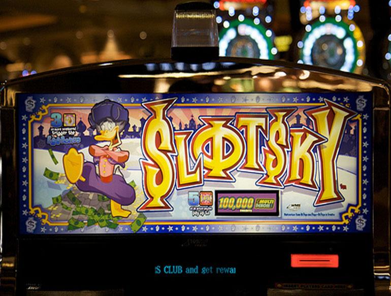 slotsky casino game