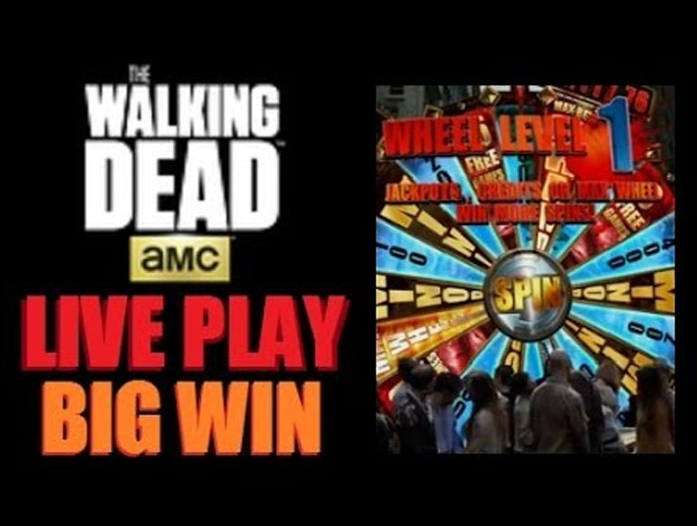 Walking Dead Slot