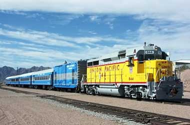 Nevada Southern Railway Train