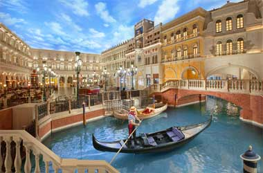The Venetian Hotel, Gondola Ride