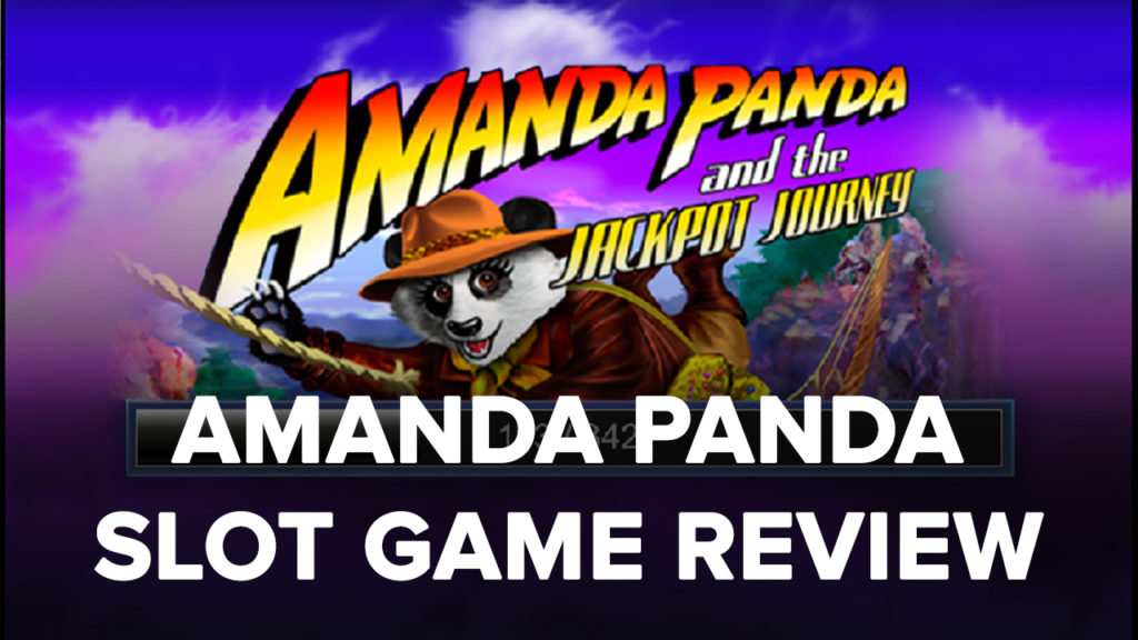 Amanda Panda Slot machine