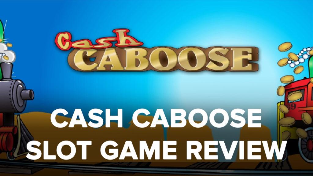 Cash Caboose Slot machine