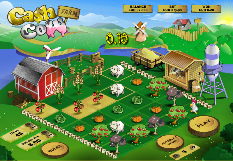 cash cow game free no download
