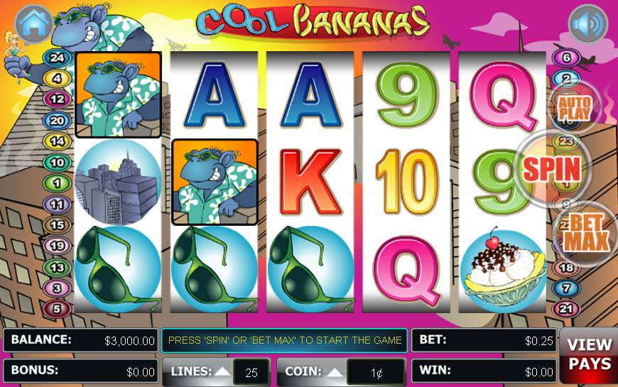 Cool Pool Slot Machine - Free to Play Online Demo Game