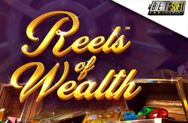 Reels of Wealth Slots