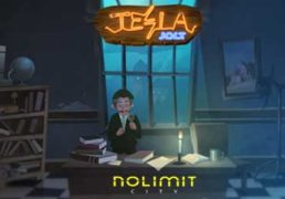 NoLimit City Release New Video Slot 'Tesla Jolt'