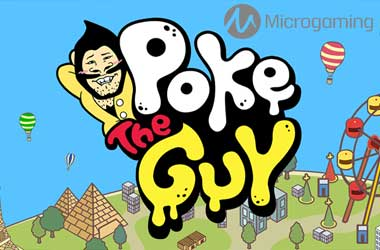 Microgaming Releases 'Poke The Guy' Featuring Crazy Character