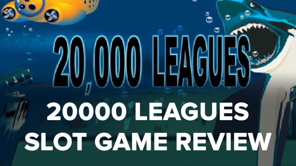 20000 Leagues Slot machine