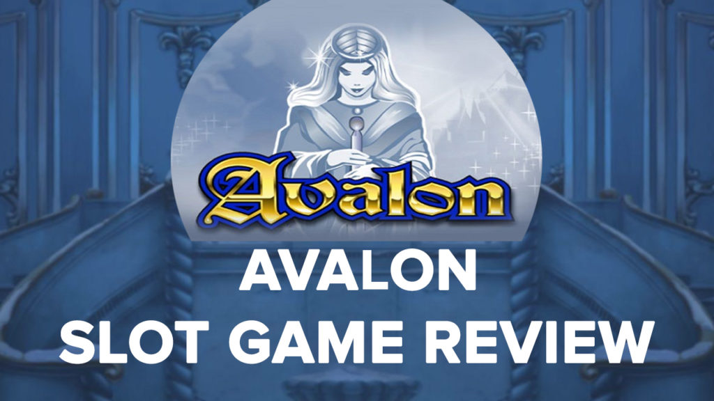 Avalon Thumbnail Slot machine