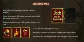Jack and the Beanstalk Slotmachine screenshot 3