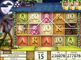 Big Bad Wolf slot machine screenshot 4