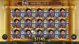 Book of Dead slot screenshot 3