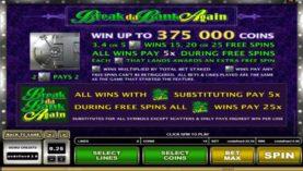 Break Da Bank Again slotmachine 3