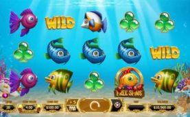 Golden Fish Tank slot screenshot 1