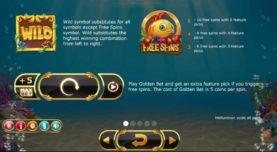 Golden Fish Tank slot screenshot 3