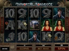 Immortal Romance screenshot 3