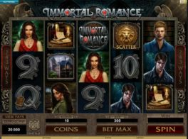 Immortal Romance screenshot 2