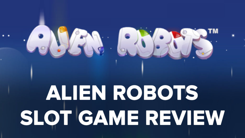 Alien Robots Slot machine