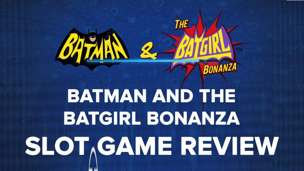 Batman and the Batgirl Bonanza Slot machine