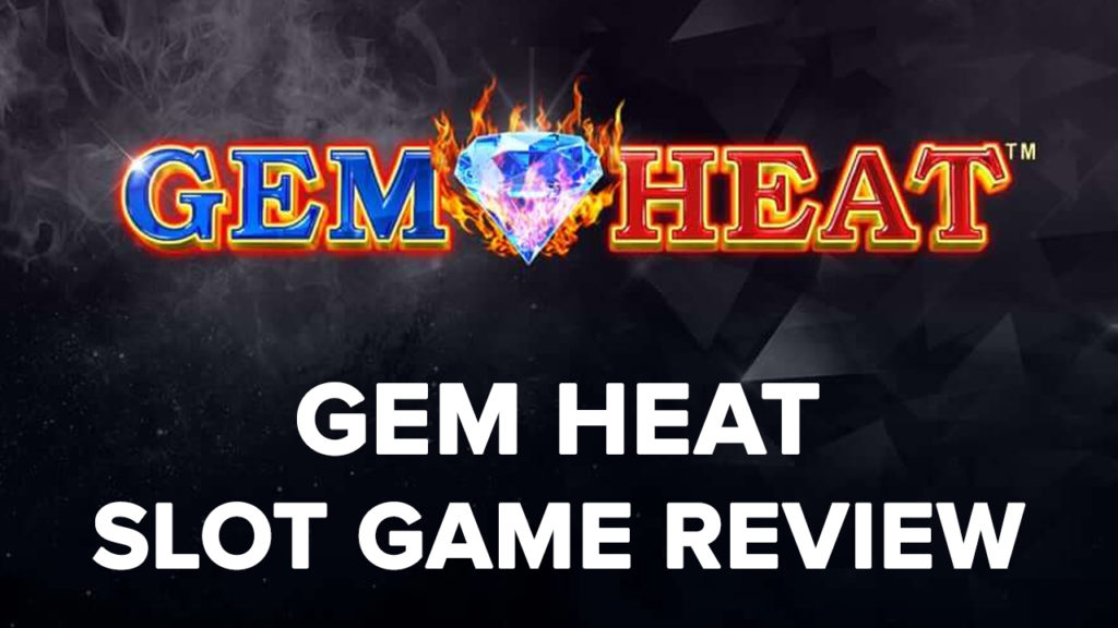 Gem Heat Slot machine