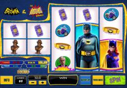 Batman & The Batgirl Bonanza (Playtech) Slot Game