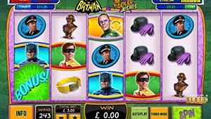 Batman & The Batgirl Bonanza Screenshot 1