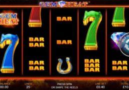 Online Slots Heat Up As Playtech Releases 'Gem Heat'