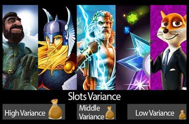 Online Slot Variance