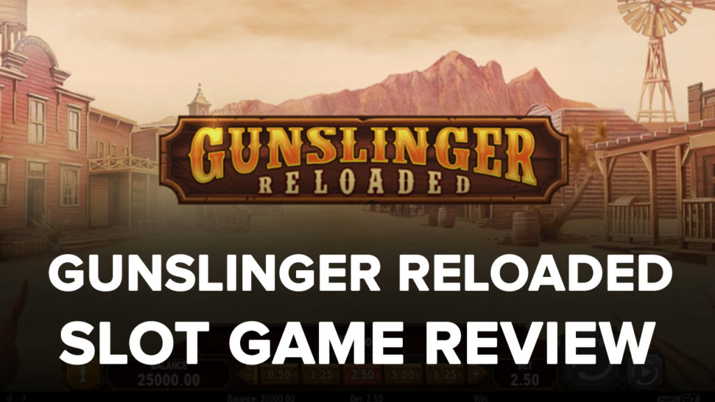 GunSlinger Reloaded Slot Machine