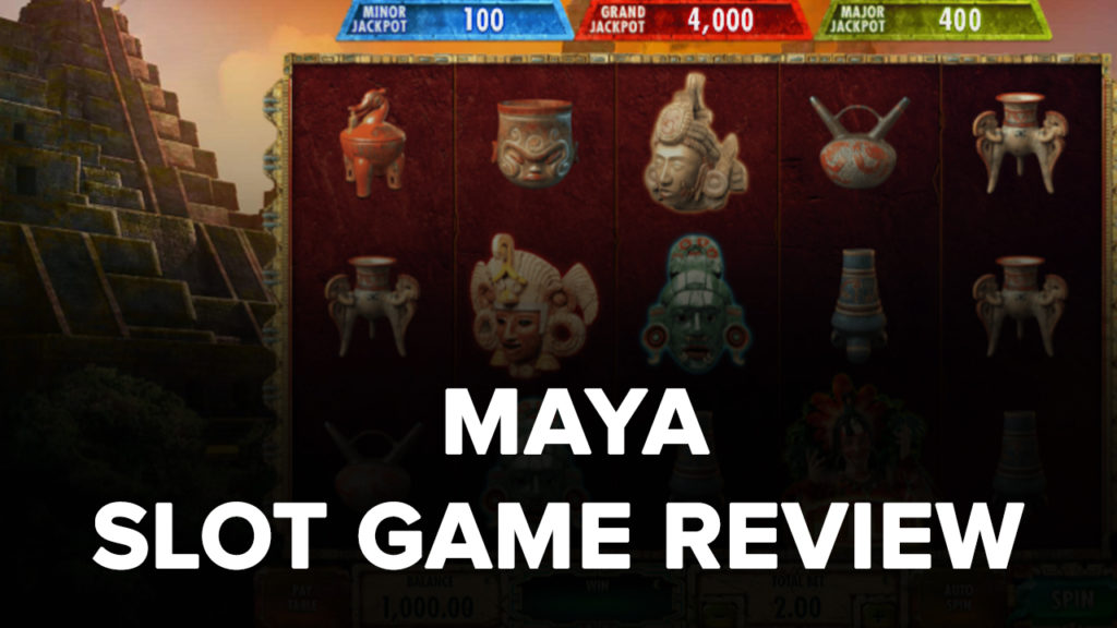 Maya Slot machine