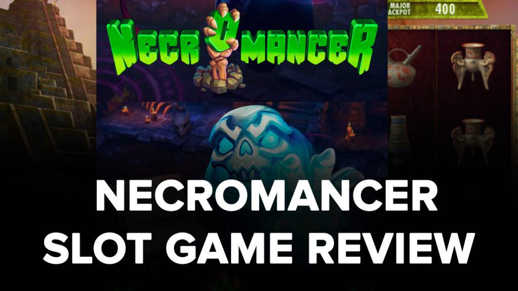 Necromancer Slot machine