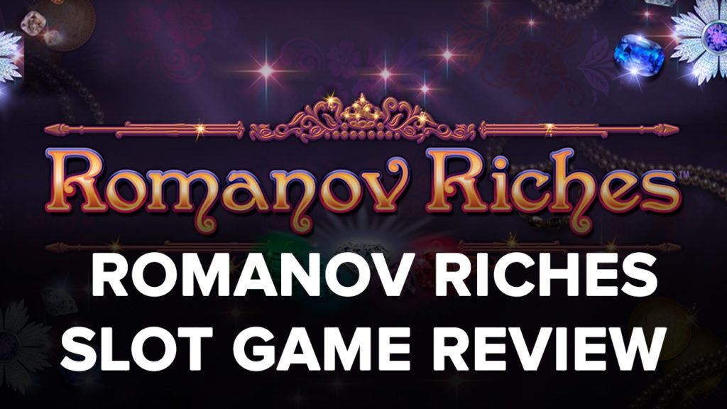 Romanov Riches Slot machine
