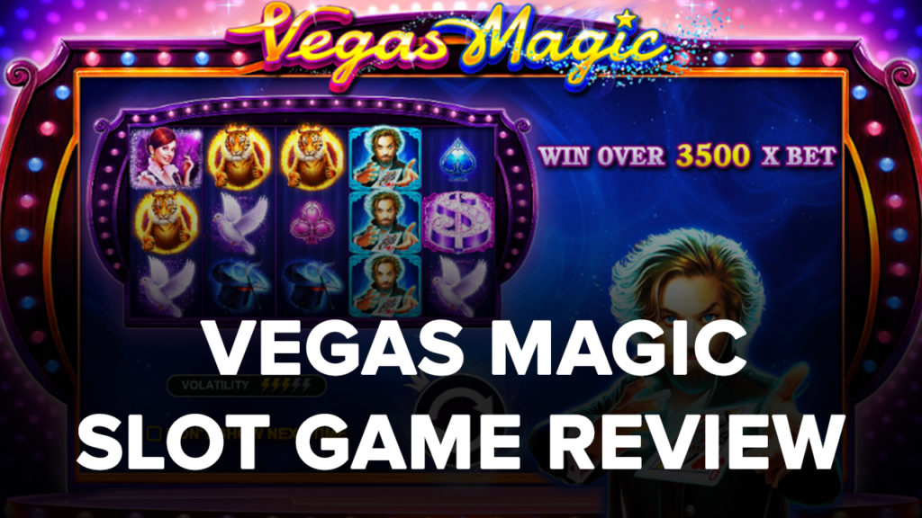Vegas Magic Slot machine