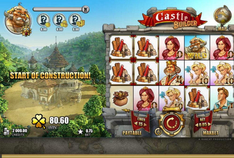 Play The Free Slot Castle Blaster To Play Without Signup