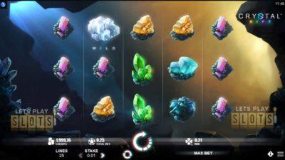 Crystal Rift, Microgaming