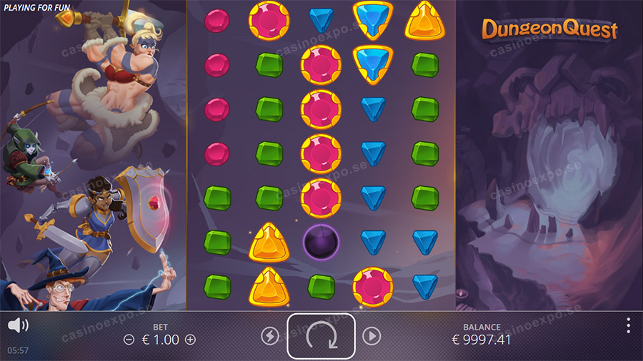 Dungeon Quest Review