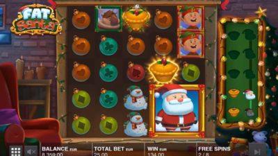Fat Santa, Push Gaming