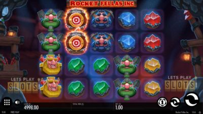 Rocket Fellas Inc, Thunderkick