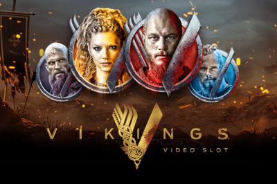 Vikings Slot screen shot 1