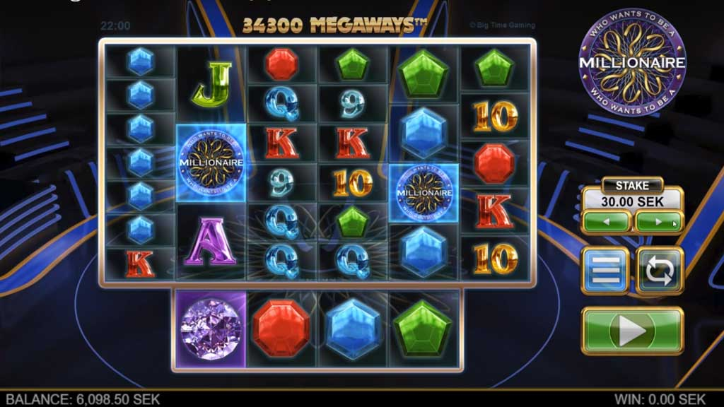 Who Wants To Be A Millionaire, Big Time Gaming