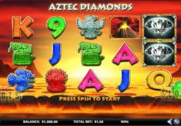 NextGen Gaming Partners With GamesLab For Aztec Diamonds