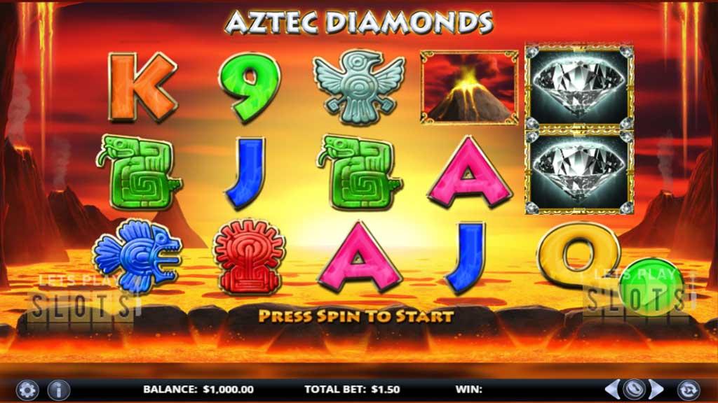NextGen Gaming Partners With GamesLab For Aztec Diamonds